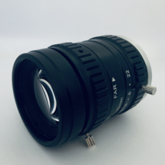 Wide Angle large lens 1″f16mm low distortion series f1.6-f22 industrial camera lens