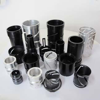 DSLR Lenses Metal Parts