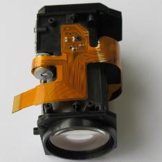 12x optical zoom lens