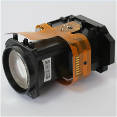 16x optical zoom lens