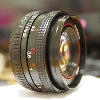 DSLR camera lens