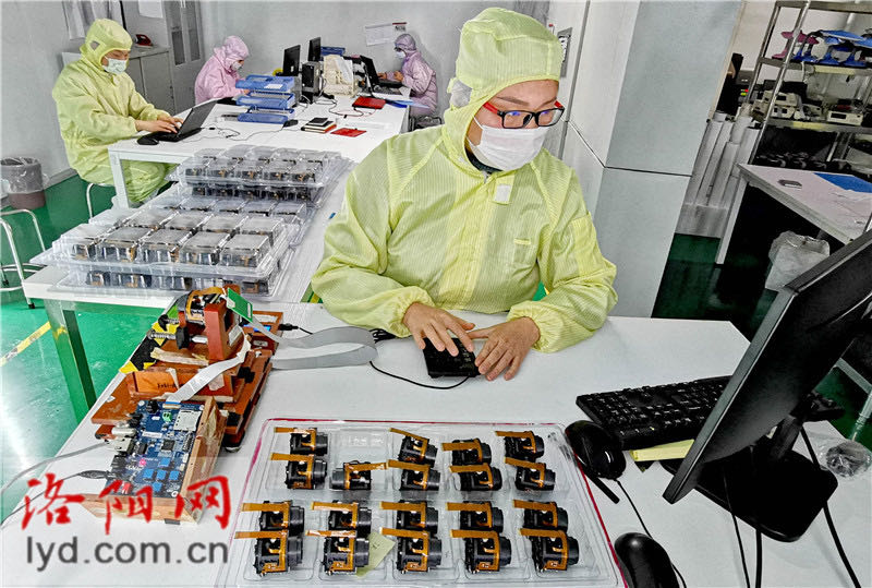 Safty Measures for Resuming of Production
